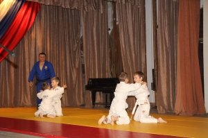 Фото фестиваля детского дзюдо Judo Kids в Феодосии #5748