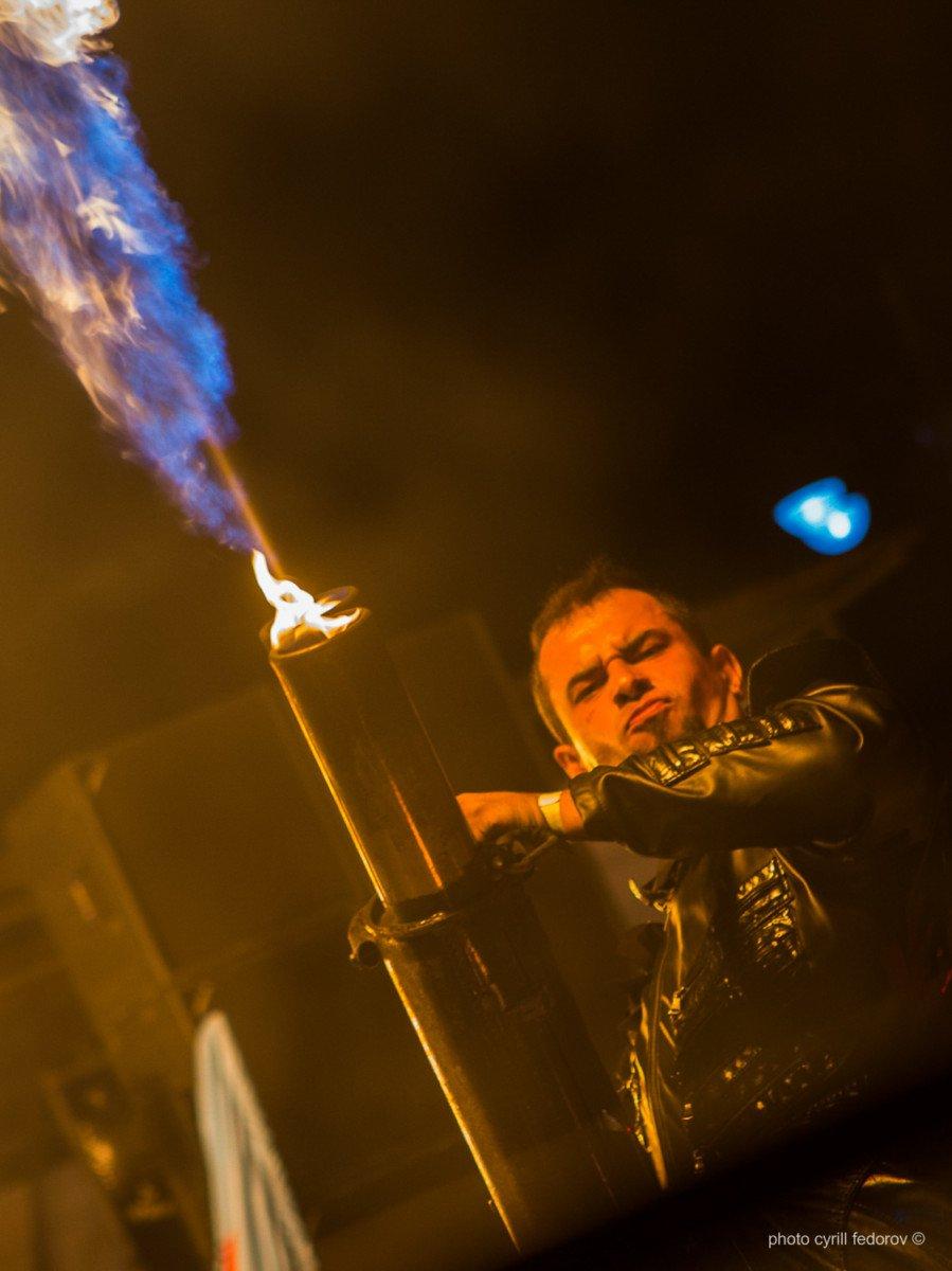 Фото фестиваля «Крым Fire-fest» в Коктебеле #2365