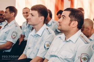 300-летие полиции в Феодосии #12236