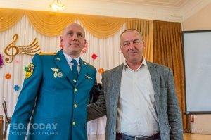 Награждение Феодосийских спасателей #8871