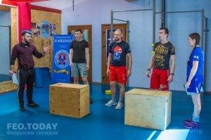 Заруба в Феодосии, турнир по CrossFit #8650