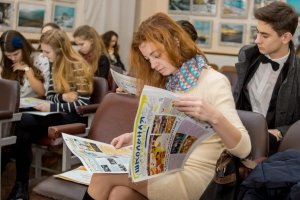 Презентация «Школьной Газеты» в Феодосии #6967