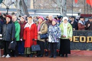 Фото митинга в память о Керченско-Феодосийском десанте #6474