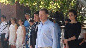Фото митинга в Феодосии в память о жертвах терактов #3348