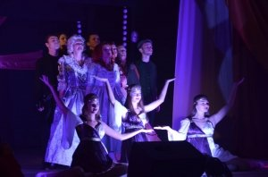 Фото юбилейного представления Феодосийского театра драмы и музкомедии #5773