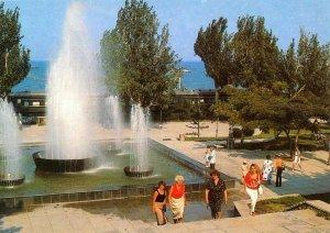 Светомузыкальный фонтан. Старая Феодосия #7423