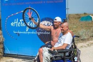 Фото фестиваля «Небо для всех» в Феодосии #3085