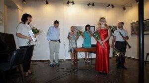 Фото презентации книги Юнге в Феодосии #4667