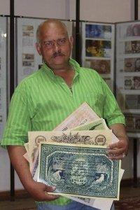Фото выставки «Художники & банкноты» в Феодосии #745