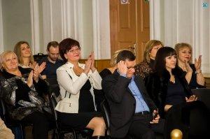 Фото награждения лучших предпринимателей Феодосии #5792