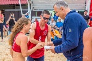 Чемпионат по волейболу «Атлантик» #11805