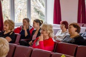 Фото празднования юбилея директора первой музыкальной школы Феодосии #5836
