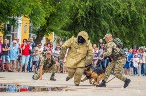 День пограничника в Феодосии #11682
