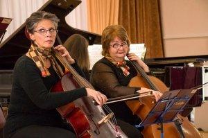 Фото празднования юбилея директора первой музыкальной школы Феодосии #5856