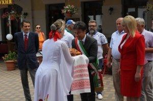 Фото итальянской делегации в Феодосии #210