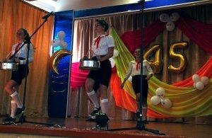 Фото празднования 45-летия школы №17 в Феодосии #5303