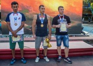 Фото турнира по армрестлингу в Феодосии #1290