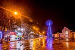 Фото Привокзальной площади в Феодосии #6306