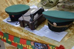Фото праздника в честь зеленой фуражки в Феодосии #131