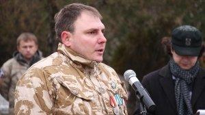 Фото траурной церемонии захоронения останков 35 бойцов Крымского фронта #6177