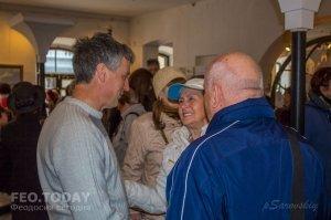 Открытие выставки «Морской пейзаж» в музее Грина #8079