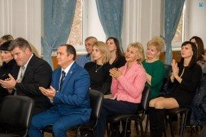 Фото награждения лучших предпринимателей Феодосии #5808