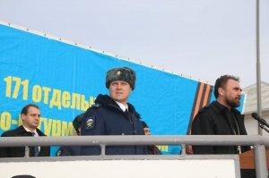 Присяга 171 отдельного десантно-штурмового батальона, Феодосия #6799