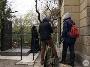 Фото со съемок фильма об Айвазовском в Феодосии #922