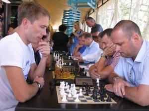 Фото шахматного турнира в Феодосии #3366