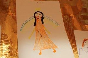 Фото выставки «Ангелы, к которым можно прикоснуться» в Феодосии #3882