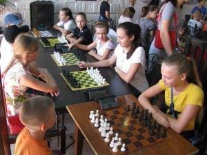 Фото шахматного турнира в Феодосии #3362