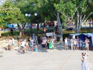 Фото выступления клуба БРАВО на День города в Феодосии #1612