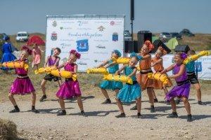 Фото фестиваля «Небо для всех» в Феодосии #3074