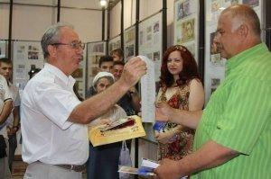 Фото выставки «Художники & банкноты» в Феодосии #724
