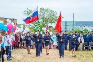 Акция «Бессмертная эскадрилья» в Приморском #9986