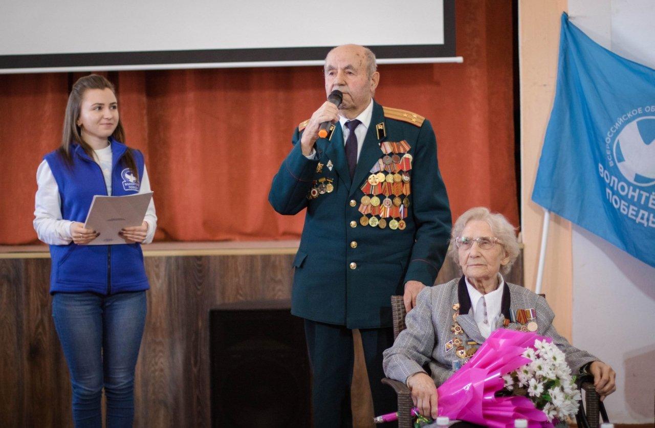 Квест «Сталинградская битва», Волонтеры Победы #6903