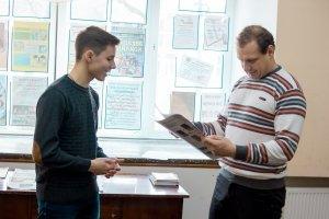 Презентация «Школьной Газеты» в Феодосии #6986