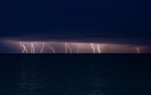 Молния в Феодосии #15455