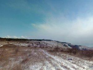 Зимняя Феодосия №1