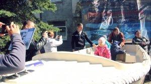 Открытие памятника корабелам, Приморский #14271