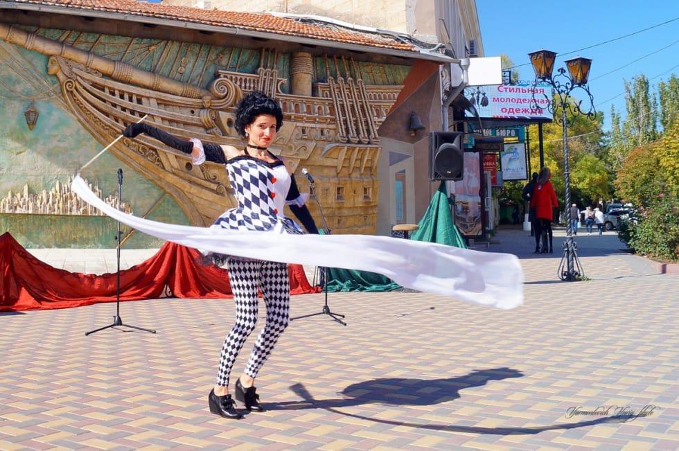 Открытие 26 театрального сезона театра «Парадокс» #14326