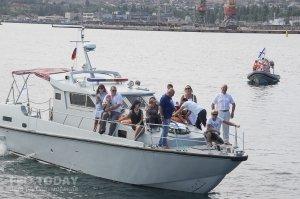 День ВМФ в Феодосии #13779