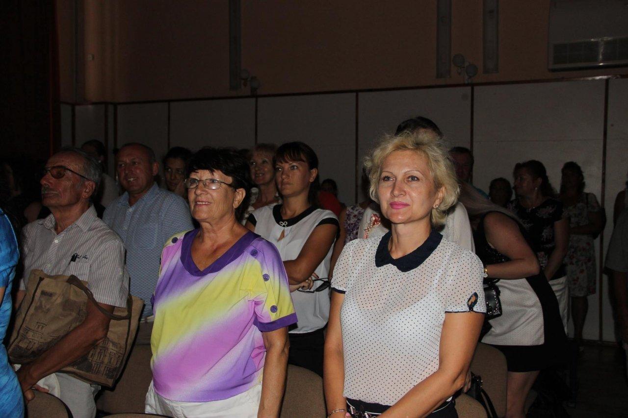 Фото торжественного мероприятия ко Дню герба и флага Республики Крым #4276
