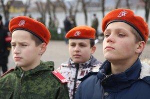Присяга 171 отдельного десантно-штурмового батальона, Феодосия #6811