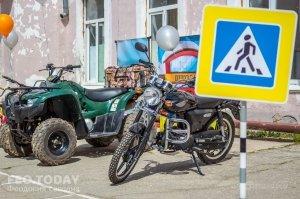 Открытие автомотошколы в Феодосии #8034