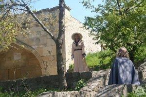 Фото со съемок фильма об Айвазовском в Феодосии #925