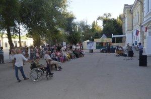 Фото концерта в Феодосии ко Дню флага и герба Крыма #4314