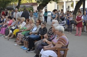 Фото концерта в Феодосии ко Дню флага и герба Крыма #4311