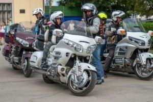 Ночные ВОЛКИ в Феодосии. Фото автомотопробега «Дорогами Победы» #2767