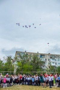 Акция «Бессмертная эскадрилья» в Приморском #9974
